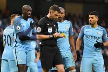 Manchester City Fined 35,000 Pounds Over Liverpool Protest