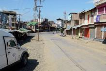 DESAM Strike Partially Affects Normal Life in Manipur