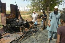 Cow Vigilantes Set Meat Shops on Fire in UP's Hathras District