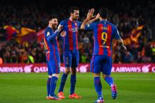 Champions League: Barcelona Believe in PSG 'Miracle' Mission