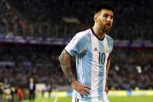 Lionel Messi's Suspension Lifted by FIFA