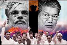 BJP Sweeps Uttarakhand, Reduces Congress to Minuscule Minority