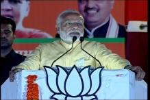 PM Modi Exhorts Voters in Varanasi to Defeat SP-Congress Combine