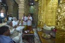 Prime Minister Narendra Modi Offers Prayers at Somnath Temple