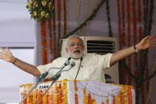 PM Modi Lays Foundation Stone of Multimodal Terminal in Jharkhand