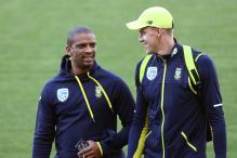 Injured Philander to Miss First Test Against Bangladesh