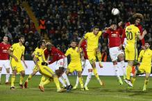 Europa League: Manchester United Earn Draw at Rostov, Lyon Beat Roma 4-2