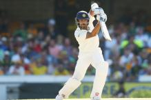 Murali Vijay Ruled Out of Bengaluru Test With Shoulder Injury