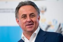 FIFA Bans Russia's Vitaly Mutko From Council Election