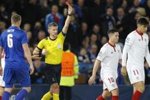 Samir Nasri Brands Jamie Vardy 'A Cheat' After Red Card