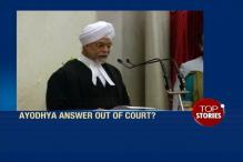 News360: Out Of Court Solution To Ayodhya?