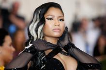 Nicki Minaj Dares To Bare At Paris Fashion Week