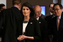 US Would Talk to North Korea if Missile, Nuclear Tests Stop: Haley