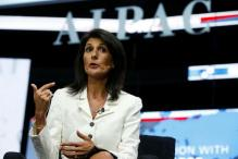 Removing Assad Not Our Priority: US Envoy Nikki Haley to UN