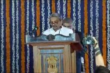 Goa: Parrikar Takes Oath as Goa CM; Amit Shah & Co in Attendance