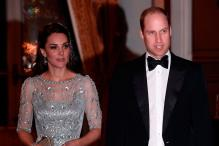 British Royals Prince William and Kate Visit Paris as Brexit Looms