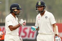 Pujara-Saha Partnership Best I Have Seen, Says Virat Kohli