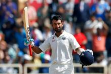 Ton-up Pujara Stands Tall as Hosts Claw Towards Aussie Total