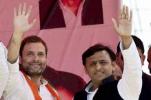 Smooth Sailing for SP-Cong Alliance Where Rahul First Took on Akhilesh