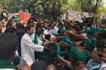 PM 'Disrespecting' Drought-hit Farmers of Tamil Nadu: Rahul Gandhi