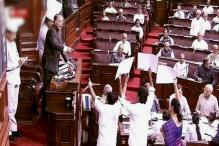 Noisy Scenes in Rajya Sabha Over Lynching in the Name of Cow Protection