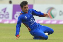 5th ODI: Afghanistan Beat Ireland by 7 Wickets