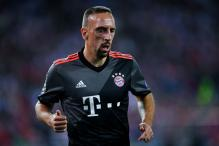 Champions League: Bayern's Franck Ribery Relishing Arsenal Clash