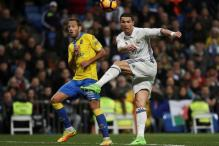 Ronaldo Late Show Salvages Draw for 10-Man Real Madrid