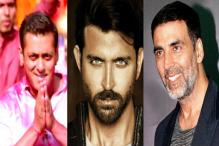 Salman Beats Hrithik, Akshay to be Bollywood's Highest Advance Tax Payer