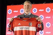 Bastian Schweinsteiger Eager to Start MLS Career