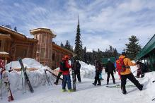 Skiing: Kashmir's Slice of 'Paradise' Has Big Ambitions