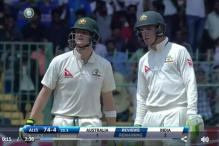 BCCI Files Official Complaint Against Smith and Handscomb On DRS Issue