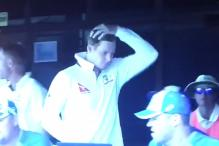 Steve Smith Caught on Camera Abusing Murali Vijay