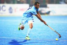 SV Sunil Named Asian Hockey Player of Year