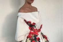 Designer Tanieya Khanuja Presents Creations at Paris Fashion Week