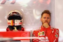 Australian GP: 'Fired up' Ferrari in the Hunt, Says Vettel
