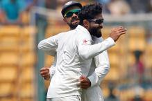 Kohli Rechristens 'Sir' Jadeja the 'Bowling Machine'
