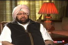 Virtousity: Captain Amarinder Singh Talks About The Punjab Result