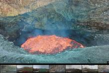 Volcano Tourism: Google Street View Takes Cameras Into The Bowels of The Earth