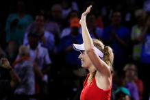 Miami Open: Wozniacki Downs Pliskova to Reach Final