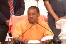 Yogi Adityanath Lays out Blueprint for UP in His First Press Meet