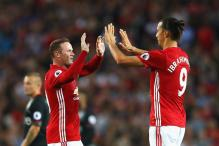 Manchester United in Suspense Over Zlatan Ibrahimovic, Wayne Rooney Futures
