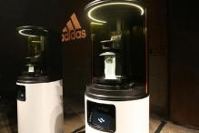 Adidas Launches 3D Printed Sneakers in Partnership With Silicon Valley Startup