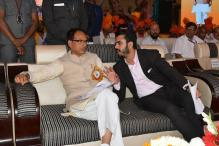 BJYM Vice President Questions MP CM Over Liquor Policy