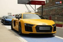 Sixth Edition of Audi Sportscar Experience Vrooms at Buddha International Circuit