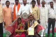MP Minister Gives Bats to Brides to Take on Alcoholic Husbands