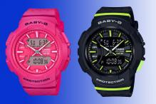 Casio BABY-G Fitness Watch For Girls Launched at Rs 5,995