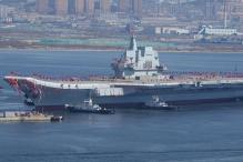 China Launches Second Home-Built Aircraft Carrier