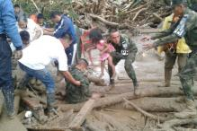 254 Killed as Avalanche of Mud and Water Destroys Colombian Town