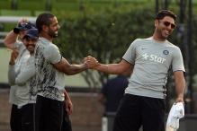Yuvraj Singh, Shikhar Dhawan Celebrate First Win in Special Style